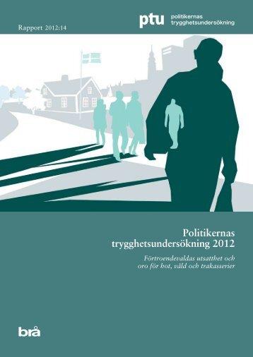 Politikernas trygg - Brottsförebyggande rådet