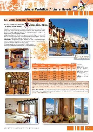 Sistema Penibético / Sierra Nevada - Viajes El Corte Inglés