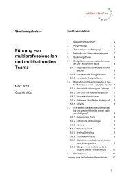 dazu (PDF) - Forum BGM – Betriebliches Gesundheitsmanagement ...