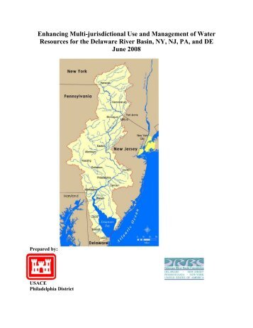 Enhancing Multi-jurisdictional use and Management of Water ...