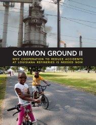 Common Ground II - Louisiana Bucket Brigade