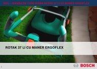 ROTAK 37 LI CU MANER ERGOFLEX