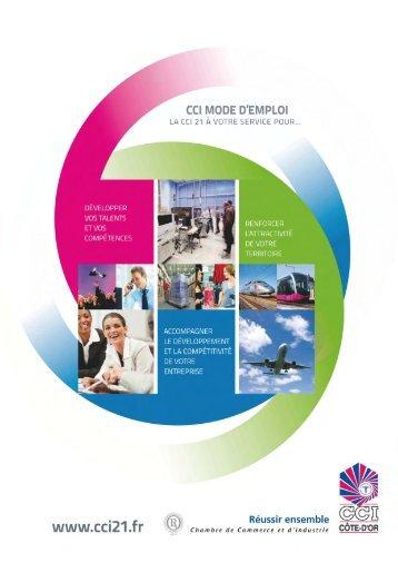 CCI mode d'emploi - CCI Côte-d'Or