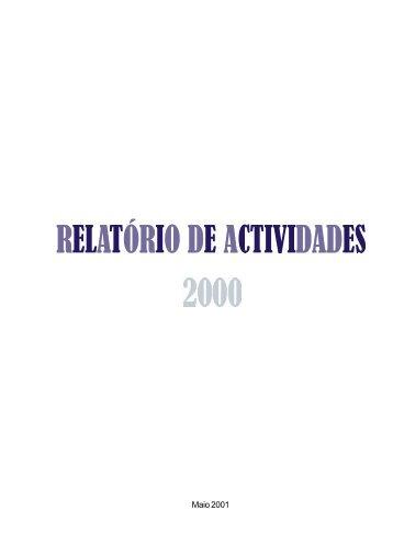 Maio 2001 - Instituto de Informática