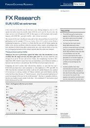 EUR/USD - Danske Analyse - Danske Bank