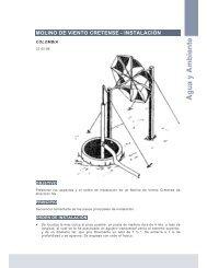 [M077] Molino de viento cretense-instalación - Ideassonline.org