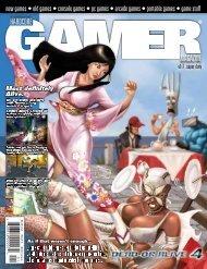 Volume 1 Issue 7 January 2006 Dead or Alive 4 - Hardcore Gamer
