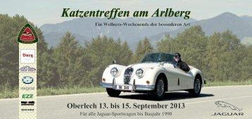 Katzentreffen am Arlberg - Arlberg Insider