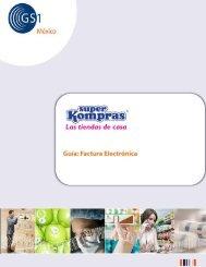 Super Kompras Factura Electrónica Manual - GS1 México