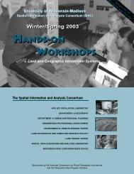 Hands-On Workshops Hands-On Workshops - Land Information and ...