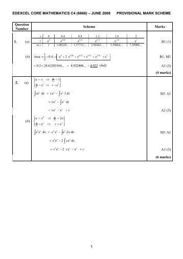 C4 June 2008 mark scheme.pdf