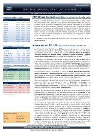 27/07/2012 Informe diario de mercados de Saxo Bank Los futuros ...