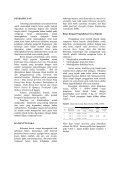 PENGARUH PENAMBAHAN SERAT SINTETIK PLASTIK ... - Page 2