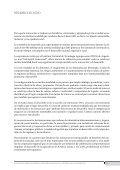 experiencia y caminos para su integración - Page 7