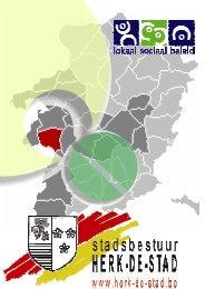 Herk-de-stad - lokaal sociaal beleidsplan 2008-2014 (PDF, 3 MB)