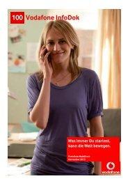 InfoDok 100: Preisliste für Vodafone Mobilfunk ... - Qmind.de