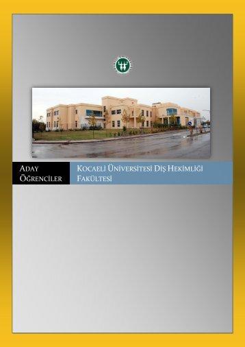 Kocaeli Üniversitesi Diş Hekimliği Fakültesi
