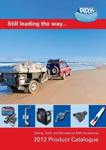 2012 Product Catalogue - Ark Corporation