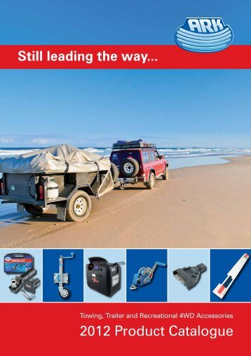 2012 Product Catalogue - Ark Corporation