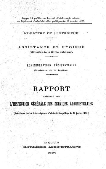 RAPPORT - Decalog