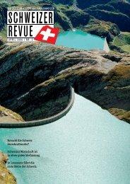 Download PDF Schweizer Revue 2/2009