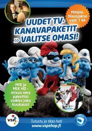 Kanavaesite - Vspshop.fi