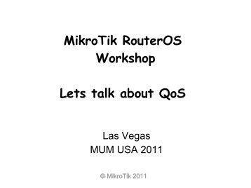 Download - MUM - MikroTik