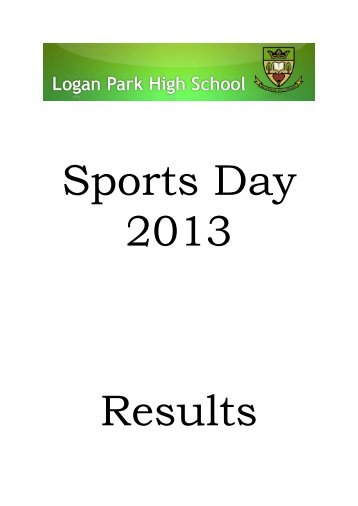 Sports Day Results 2013.pdf - AllTeams
