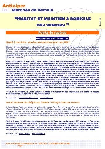 """Anticiper """" - CCI Rennes"""