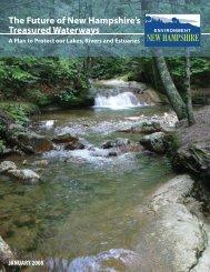 The Future of New HampshireTs Treasured Waterways