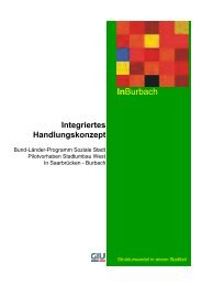 Integriertes Handlungskonzept InBurbach