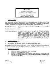 02/05/04 Book No 19 regular meeting Page No MINUTES BOARD ...