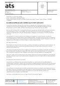 Inhaltsverzeichnis 04.06.2013 - Institut universitaire romand de ... - Page 2