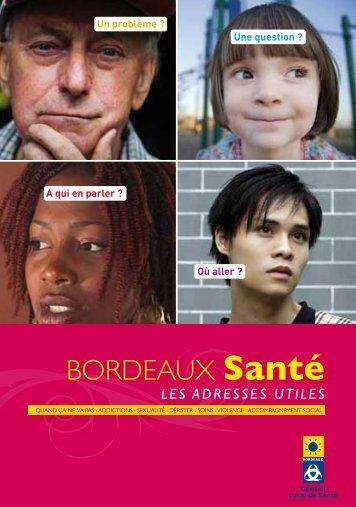Le guide de la santé - Bordeaux