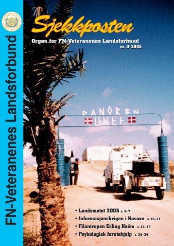 Sjekkposten nr. 3 - 2005 - Nvio