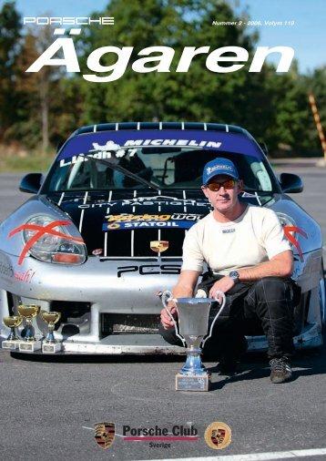 Ägaren - Porsche Club Sverige