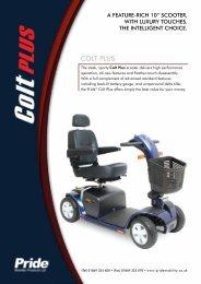 COLT PLUS - Exeter Disability Centre