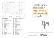 Udstillingens Jeg elsker interaktive whiteboards turguide ...