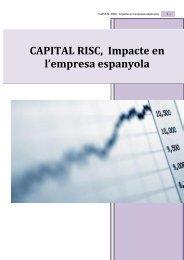 CAPITAL RISC, Impacte en l'empresa espanyola - Premis ...