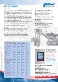 GPS 5000-10000K - Günther Maschinenbau GmbH-Dieburg - Page 4
