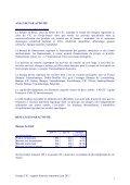 Rapport financier semestriel juin 2011 - CIC - Page 5