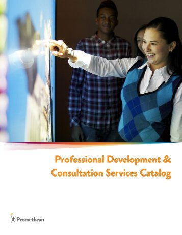 Professional Development & Consultation Services Catalog