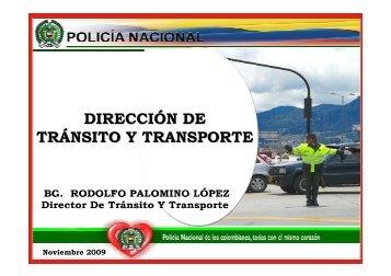 General Rodolfo Palomino.pdf - Cámara Colombiana de la ...
