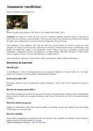 Anamnese (medicina) - Drb-assessoria.com.br