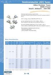 13//16 Diameter x 2-1//4 Length 6.25 Ampere Mersen AJT Amp-Trap 2000 SmartSpot Time-Delay//Class J Fuse with Maximum Circuit Protection 200kA AC//100kA DC 600VAC//500VDC