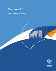 PayBase 9.0 - Bottomline Technologies