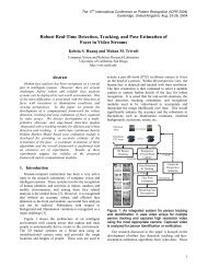 Robust Real-Time Detection, Tracking, and Pose Estimation of ...