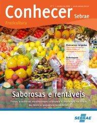 Conhecer Sebrae fruticultura