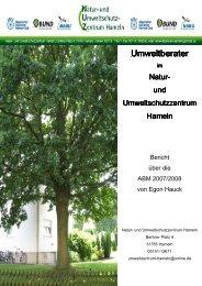 ABM Bericht Egon Hauck 2008 - Hermes-familie.de
