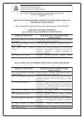 Processo de Seleção PADT – Nível: Mestrado e Doutorado ... - ascom - Page 4